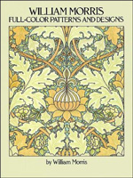 Morris: William Morris Full-Color Patterns and Designs / Рисунки Уильяма Морриса